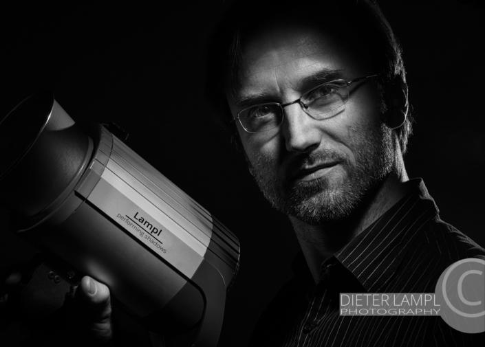 Portraitfotografie einmal anders: Business-Portrait Fotograf