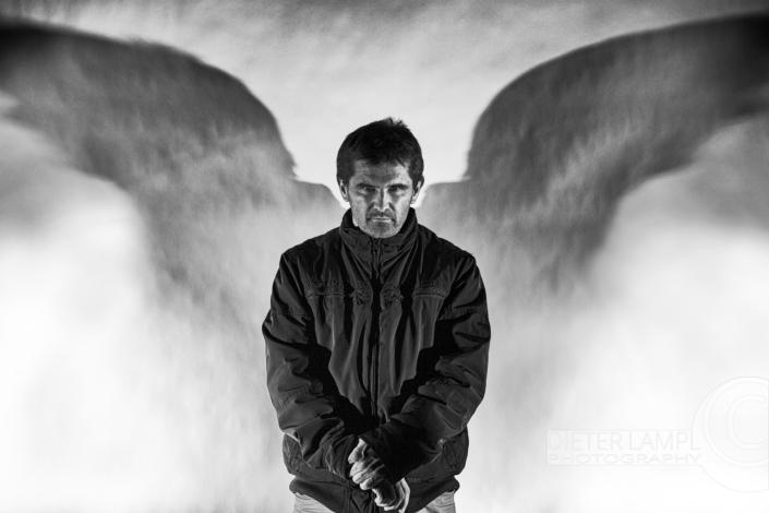 Portraitfotografie einmal anders: Dark Angel