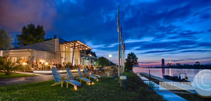Architekturfotografie für Restaurants: Marina Restaurant
