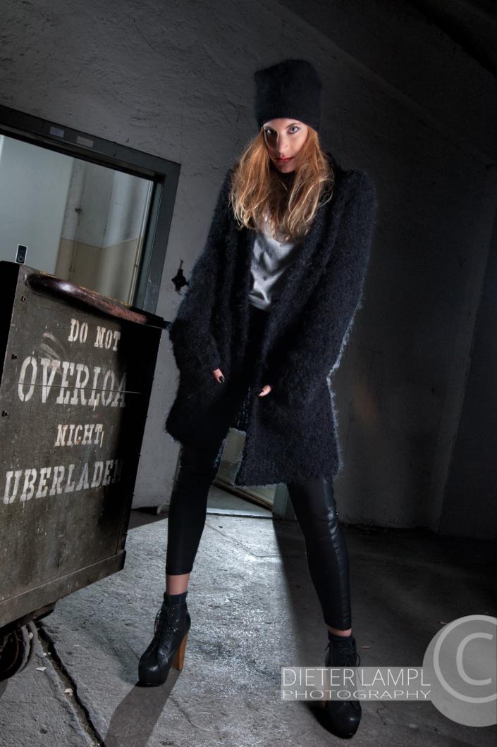 Portraitfotografie einmal anders: Urban Style Mode in der Panzerhalle Salzburg
