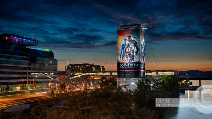 Werbefotografie im Großformat: 20th Century Fox @ SPIDER ROCK XL