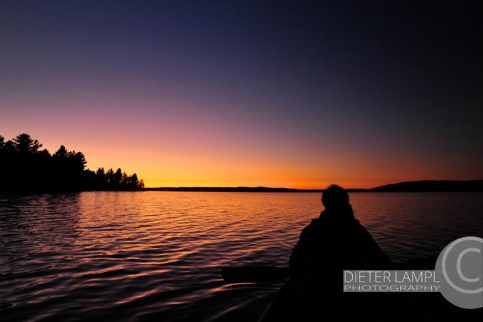 Reisefotografie durch Achtsamkeit: Algonquin Kanada