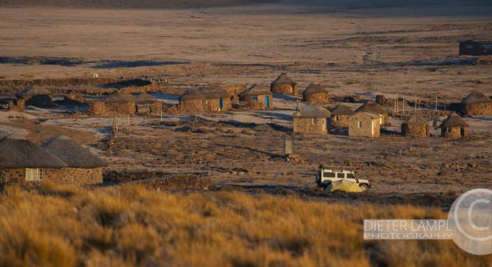 Reisefotografie durch Achtsamkeit: Sani Pass Lesotho