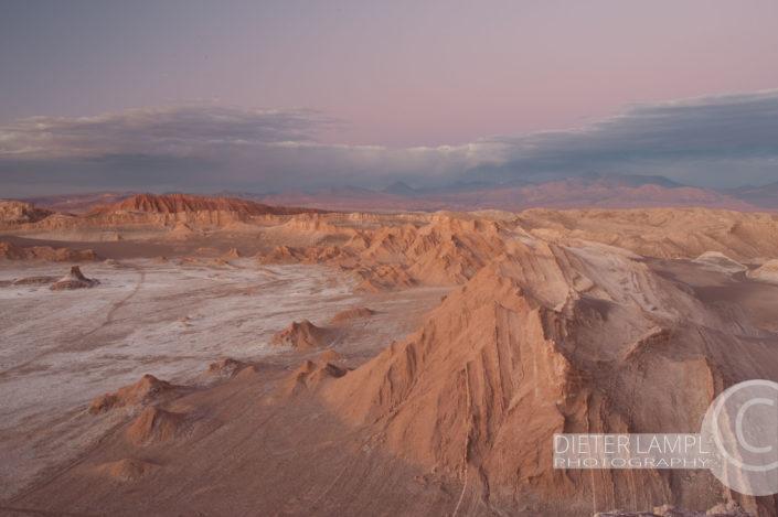 Naturfotografie von Landschaften: Moon Valley Chile