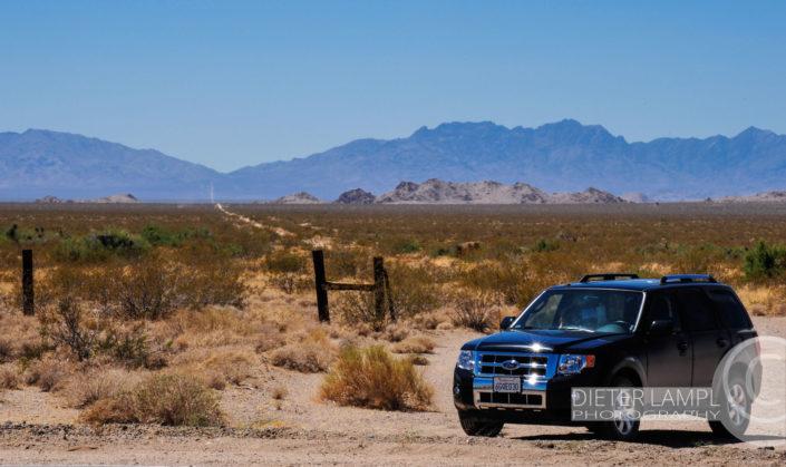 Reisefotografie durch Achtsamkeit: Mojave Wüste Kalifornien
