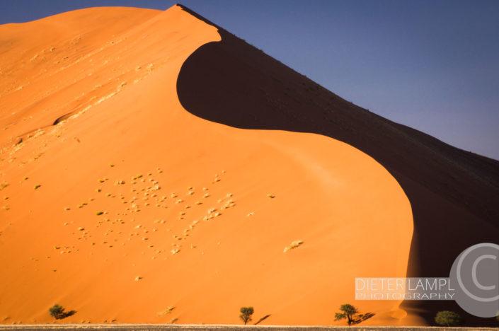 Naturfotografie von Landschaften: Sossusvlei Namibien
